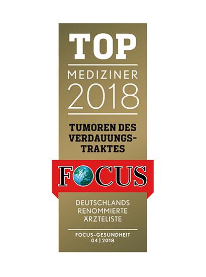 TOP-Mediziner 2018